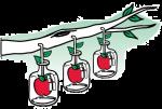 Apples In Tree logo